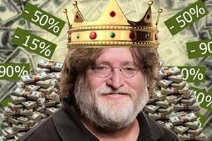 Steam将有光棍节折扣 11月11日0点开始 持续48小时