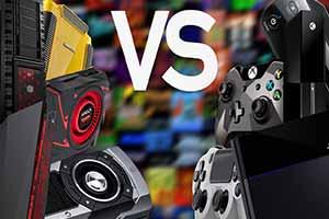 求轻喷系列!主机游戏相比PC游戏的8个巨大优势!