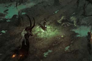 更宏大更黑暗!《暗黑破坏神4》概念艺术图公开