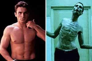 """为了塑造完美角色而不惜""""毁容毁身体""""的演员们!"""