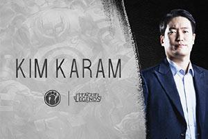 iG教练Karam发文宣布离队:希望明年是满意的一年!