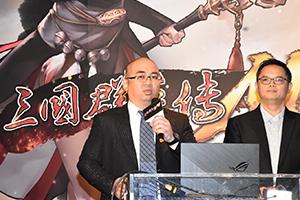 《三国群英传8》目前仍在开发中 是一款单机PC游戏