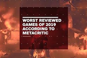 2019年十五部M站评分最低游戏盘点 你有被雷到吗?