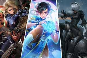 游戏中10位强大的女角色 有时内心强大才是最重要的!