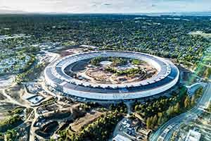 """乔布斯生前心血""""Apple Park"""":将首次向公众开放"""