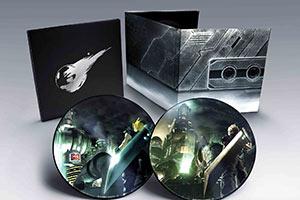 《最终幻想7》黑胶唱片公开 包含原版及重制版20首曲
