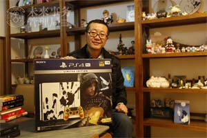 限定中的限定!小岛送刘慈欣签名版《死亡搁浅》PS4