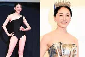 日本52岁泳装美女选美大赛夺冠 这颜值身材简直惊艳!
