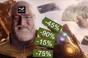 Steam冬季特卖时间曝光 希望大家的钱包都能存活!