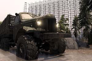 零距离接触切尔诺贝利!《旋转轮胎》全新DLC公开