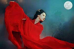 万种风情、谁才是真绝色!盘点十九位古装红衣女星