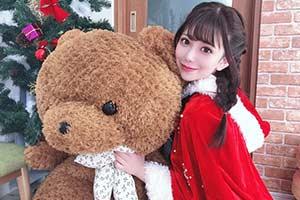 2019圣诞日本女郎贺图集!各路女神的节日大乱斗!