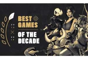 IGN盘点10年最佳UU快3-大发UU快三 《只狼》《搁浅》都没有上榜!