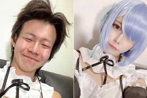 日本女装大佬走红网络:化妆堪称整容?不!变性!