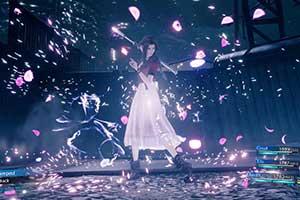 《最终幻想7:重制版》Demo截图 爱丽丝让人心动