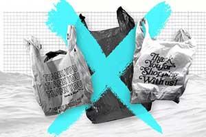 禁止使用一次性塑料袋后 泰国人购物的画风令人爆笑