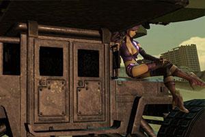 《重装机兵Xeno:重生》大量实机截图 大赞新场景、装甲