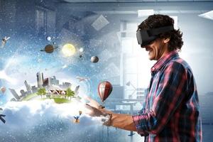 扎克伯格:AR/VR将解决住房危机 根本改变远距离互动