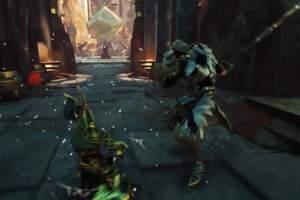 PS5《Godfall》全新战斗演示片段 效果震撼可惜太短!