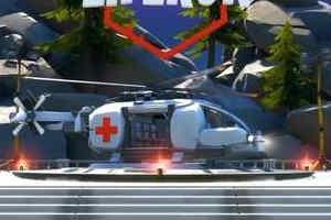《堡垒之夜》联动国际红十字会推出