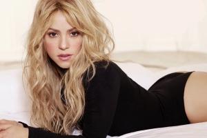 性感火辣嗨翻全场!拉丁天后狼姐Shakira性感美图集