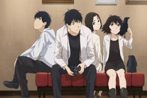 两对男女的爱情故事 TV动画《昨日之歌》PV2公开