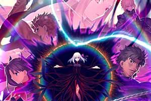 Fate剧场版《命运之夜 天之杯3:春之歌》新预告赏!