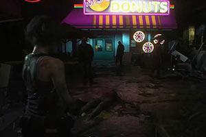 杂志爆料《生化3:重制》大量细节 玩家可探索浣熊市