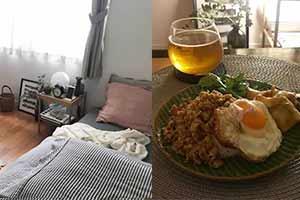 这才是生活啊!日本一宝藏小姐姐租房独居日常分享