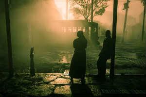 宅家摄影师在《大镖客2》拍艺术照 虚拟街头摄影美爆