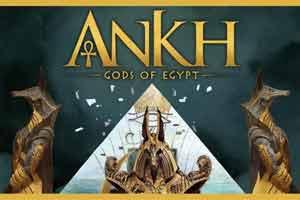 古埃及题材桌游《安卡:埃及诸神》下周将开启众筹