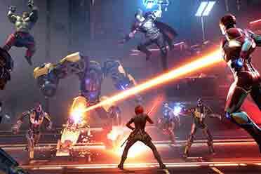 《漫威复仇者联盟》难度并非一成不变 将随英雄变化