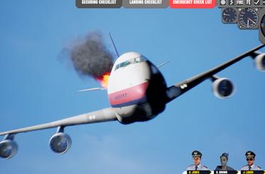 摹拟运营游戏《飞翔灾害》游侠专题站上线
