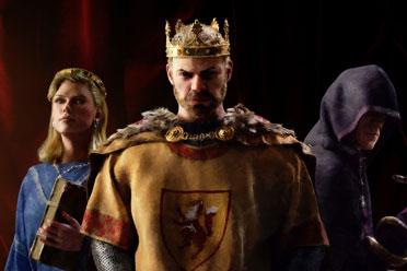《王国风云3》IGN10分!新一代历史策略游戏的王者