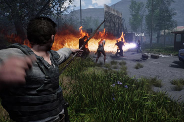 开放世界僵尸题材生存冒险游戏《死亡之夜》专题上线