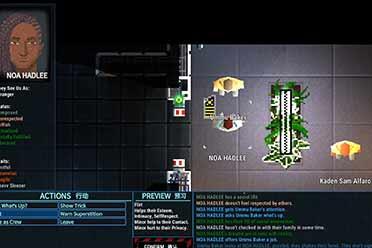 宇宙飞船摹拟游戏《Ostranauts》开启Steam争先休会!