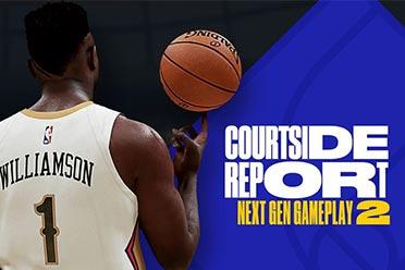 《NBA 2K21》将拥有全新动作系统与冲击特色引擎!