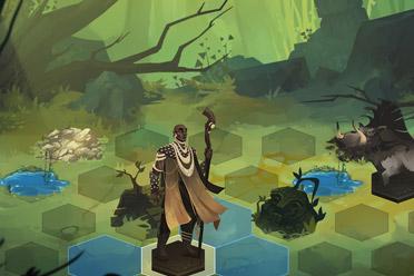 奇幻题材策略冒险游戏《传奇之地》游侠专题站上线
