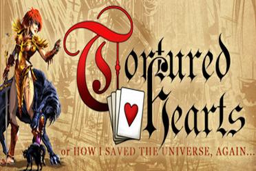 角色扮演动作冒险游戏《苦痛的心》专题上线
