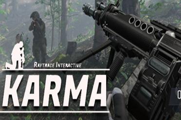 为父报仇 第一人称动作射击游戏《KARMA》专题上线