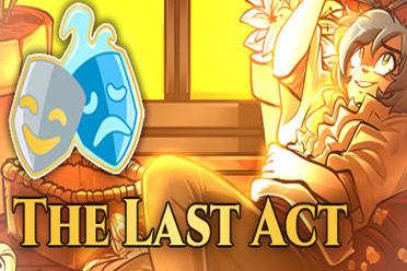 恋爱题材视觉小说游戏《最后一幕》专题上线