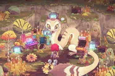 卡通战略游戏《心里狂野》将于5月20日正式出售!