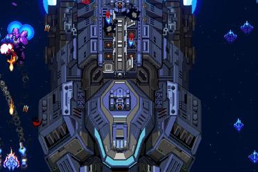 传统风格飞行射击游戏《超级复古战》游侠专题站上线