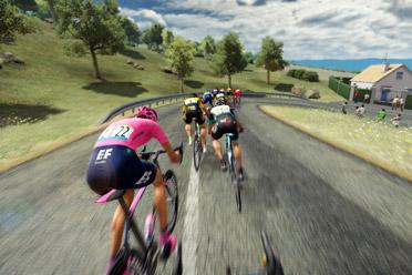 自行车题材竞速游戏《环法自行车赛2021》专题上线