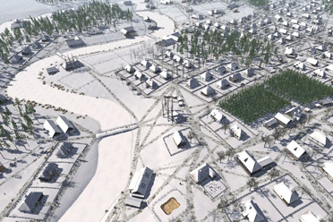 城镇制作摹拟运营类游戏《Ostriv》游侠专题站上线