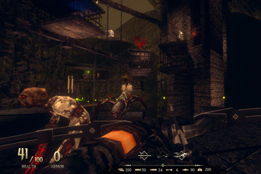 复旧气概FPS射击游戏《Dread Templar》专题站上线