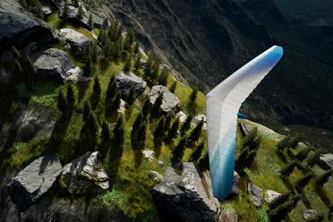悬挂式滑翔模拟游戏《Aviano》游侠专题站上线