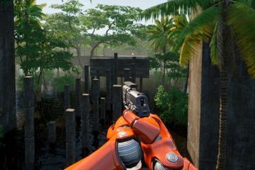 第一人称视角平台动作冒险游戏《囚犯17》专题上线