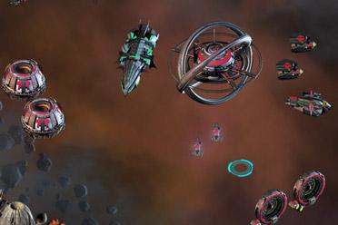 实时科幻战略游戏《Five Nations》游侠专题站上线