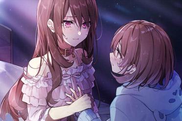 百合香爱情冒险游戏《心爱女友的获得方式》专题上线